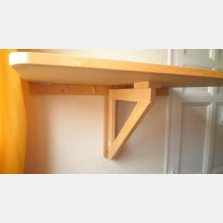 Mesas plegables de pared google search for the home pinterest mesas plegables de pared - Mesa plegable pared ...