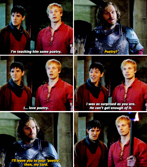 Merlin Leon Sees Right Through Your Lies With Images Merlin