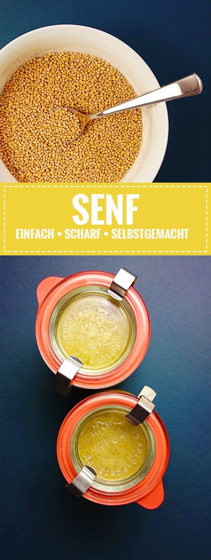Photo of Senf einfach selber machen