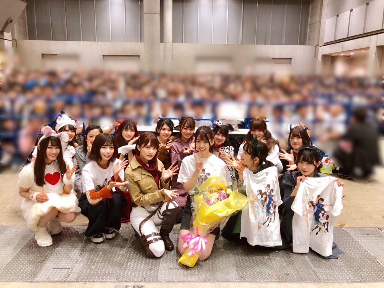 高本 彩花 生誕祭ありがとうございました 祭 ブログ 日