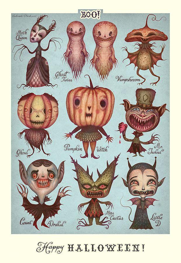 Happy Halloween! by V-L-A-D-I-M-I-R on DeviantArt