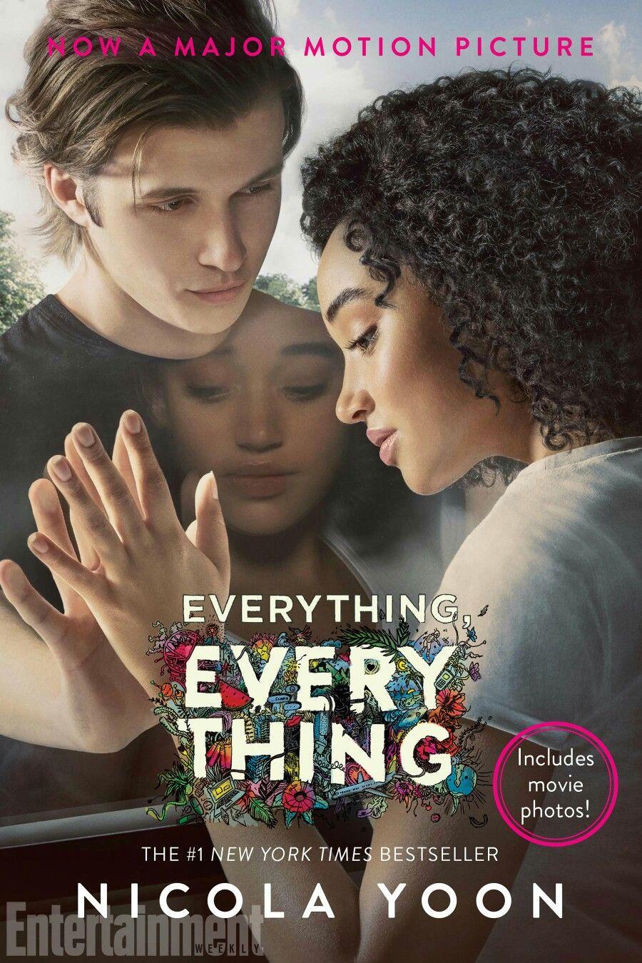 """Vaizdo rezultatas pagal užklausą """"Everything, everything poster"""""""