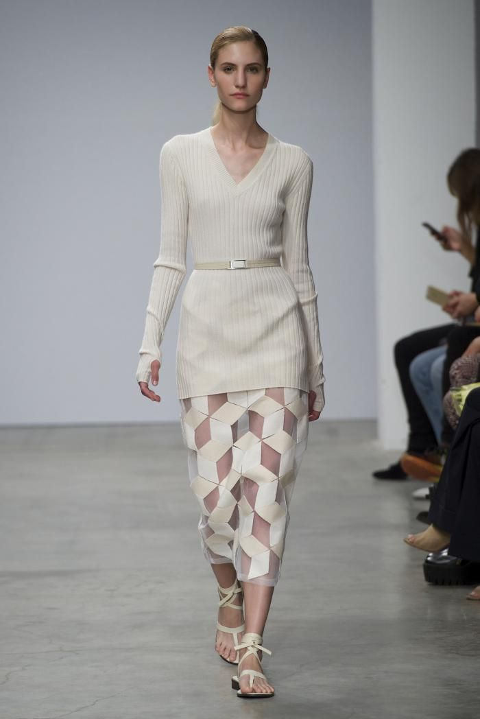 ALLUDE CASHMERE – COLLECTION SPRING SUMMER 2015