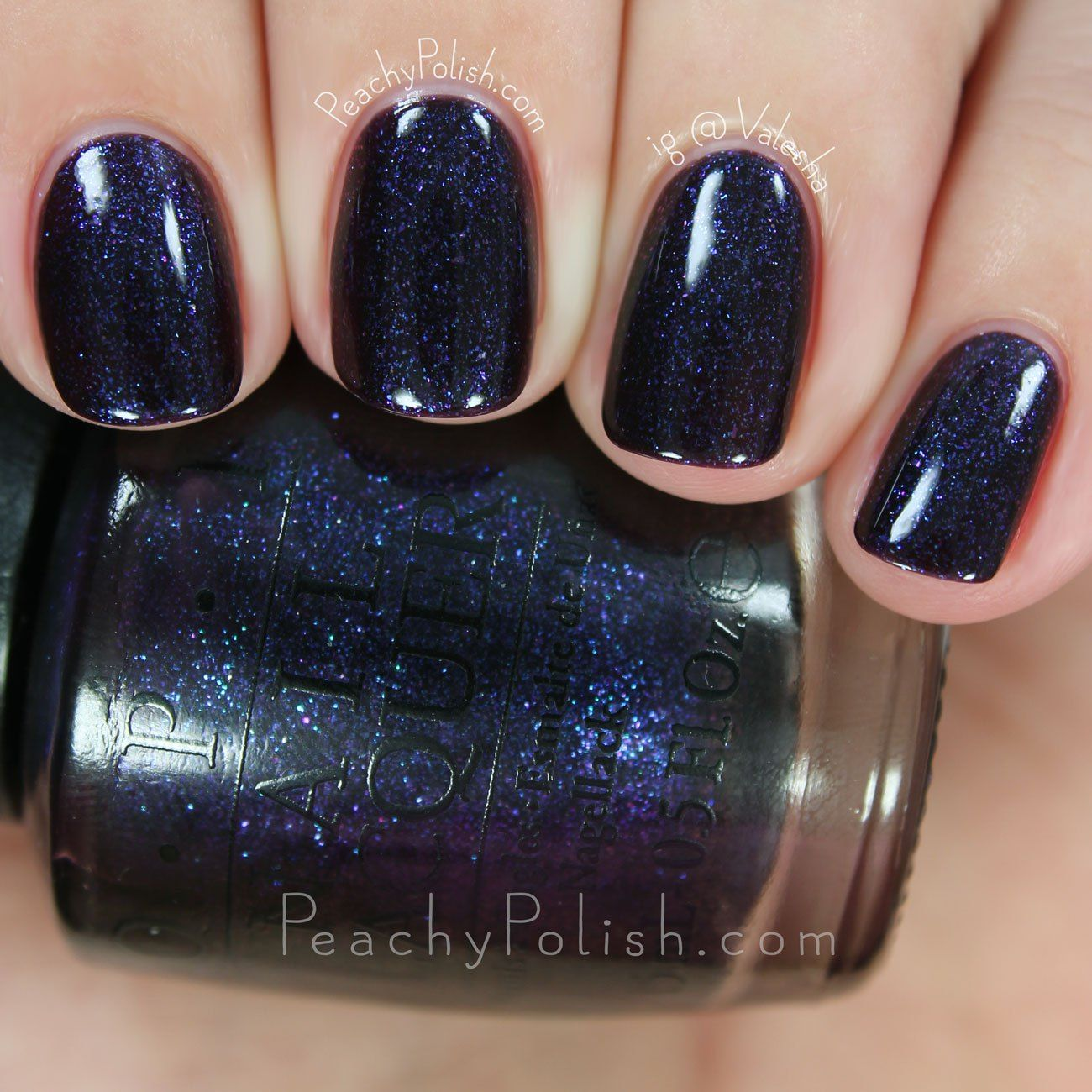 OPI Cosmo With A Twist | 2015 Starlight Collection | Peachy Polish ...