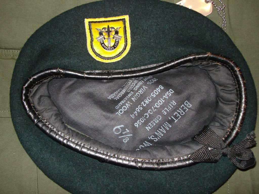 Images of Delta Force Beret Flash - #SpaceHero