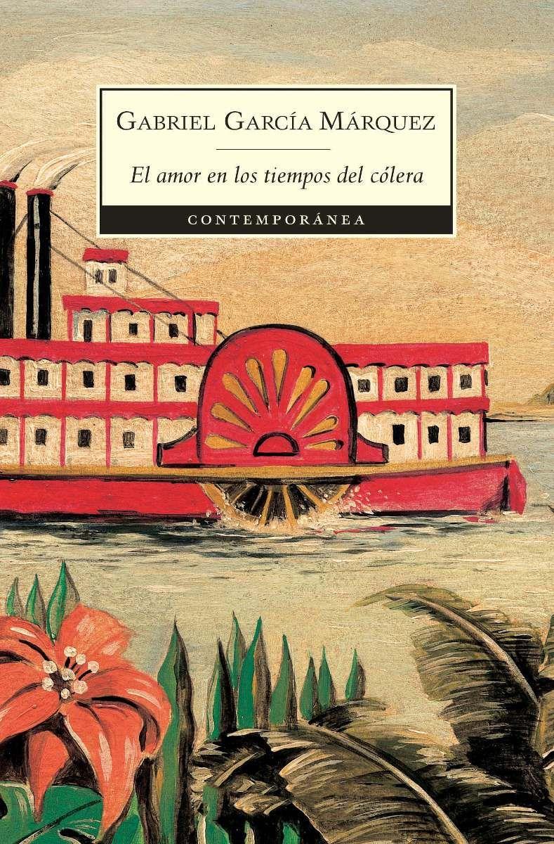 García Márquez Gabriel El Amor En Los Tiempos Del Cólera Ediciones Debolsillo Barcelona 2002 Amb Libros De Garcia Marquez Gabriel García Márquez Libros