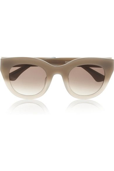 Thierry Lasry - Deeply acetate cat-eye sunglasses