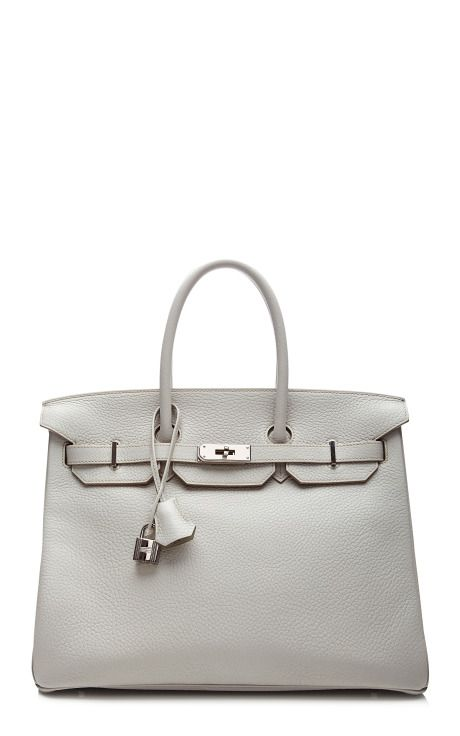 35Cm Hermes Gris Perle Clemence Leather Birkin by Heritage Auctions Special  Collections - Moda Operandi 5b5026343b582