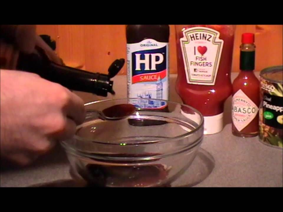 Homemade Bbq Sauce From Jamie Olivers 15 Minute Meals Homemade