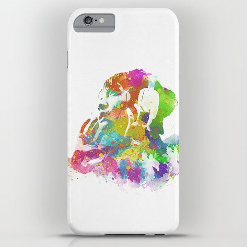 Year Of The Rain iPhone & iPod Case