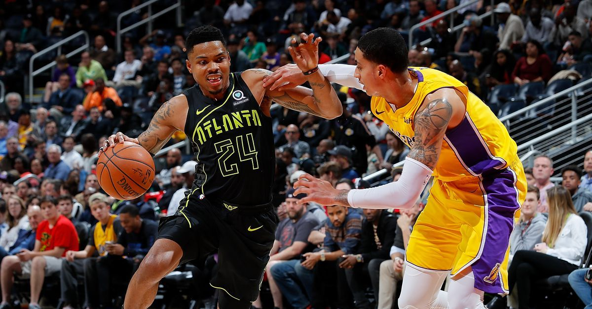 Lakers vs. Hawks Preview Game Thread Starting Time and TV