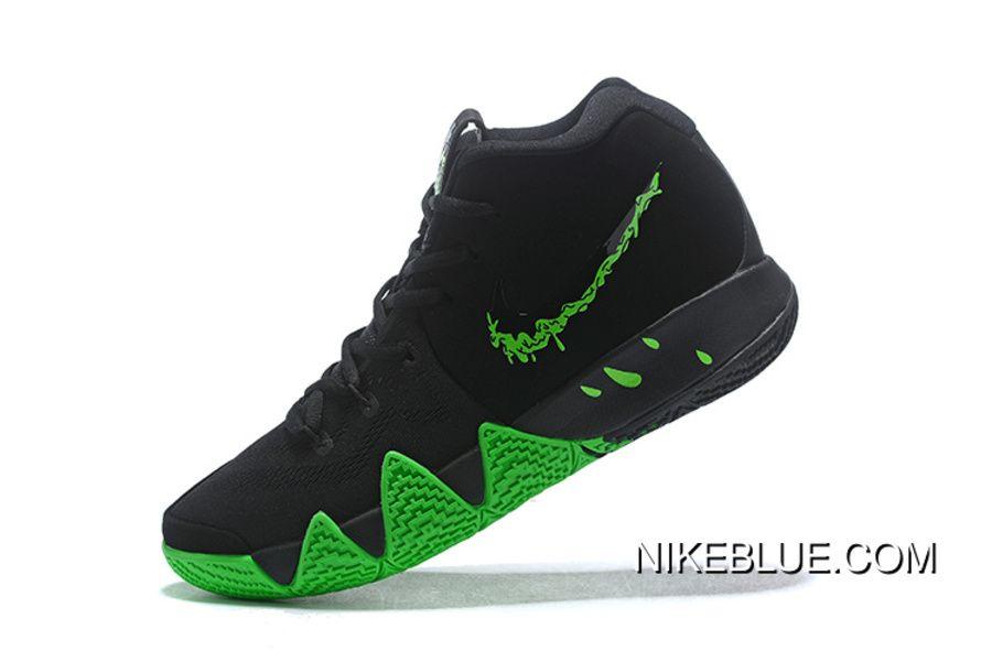 2019 的 Nike Kyrie 4 Halloween 1990s With The Decades Pack 4