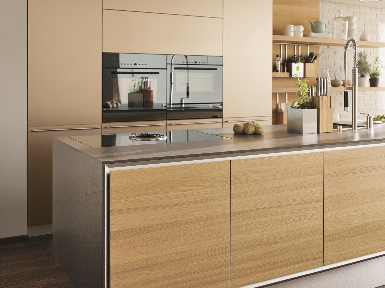 k che vao linee holz buche natur ge lt naturholzk chen team7 pinterest k che holz und. Black Bedroom Furniture Sets. Home Design Ideas