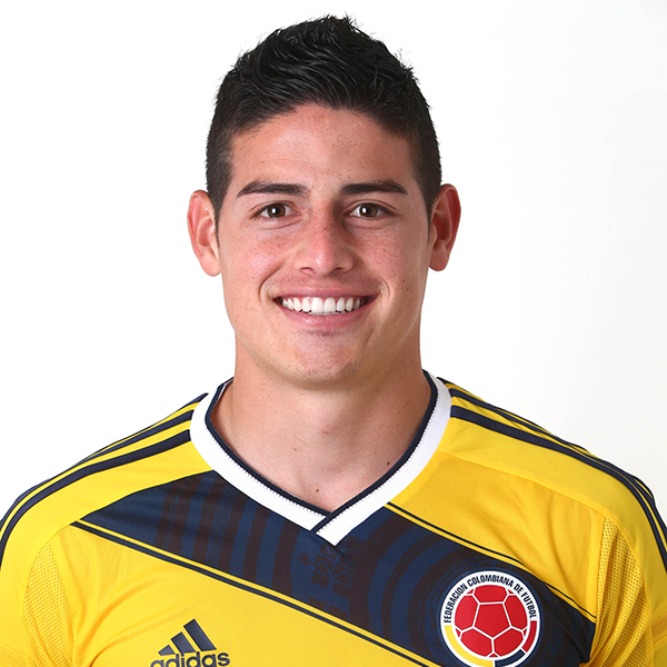 James Rodriguez Is The Golden Boot Winner For The Fifa World Cup 2014 This Article Is A Tribute To His Splendid Perform James Rodriguez James Rodriguez Colombia Best Football Players