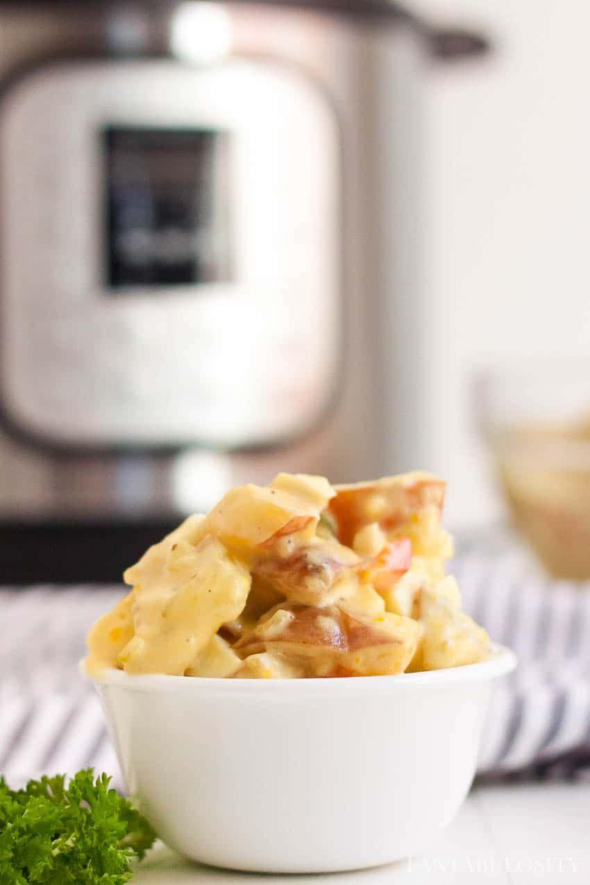Amish potato salad recipe in 2020 potatoe salad recipe