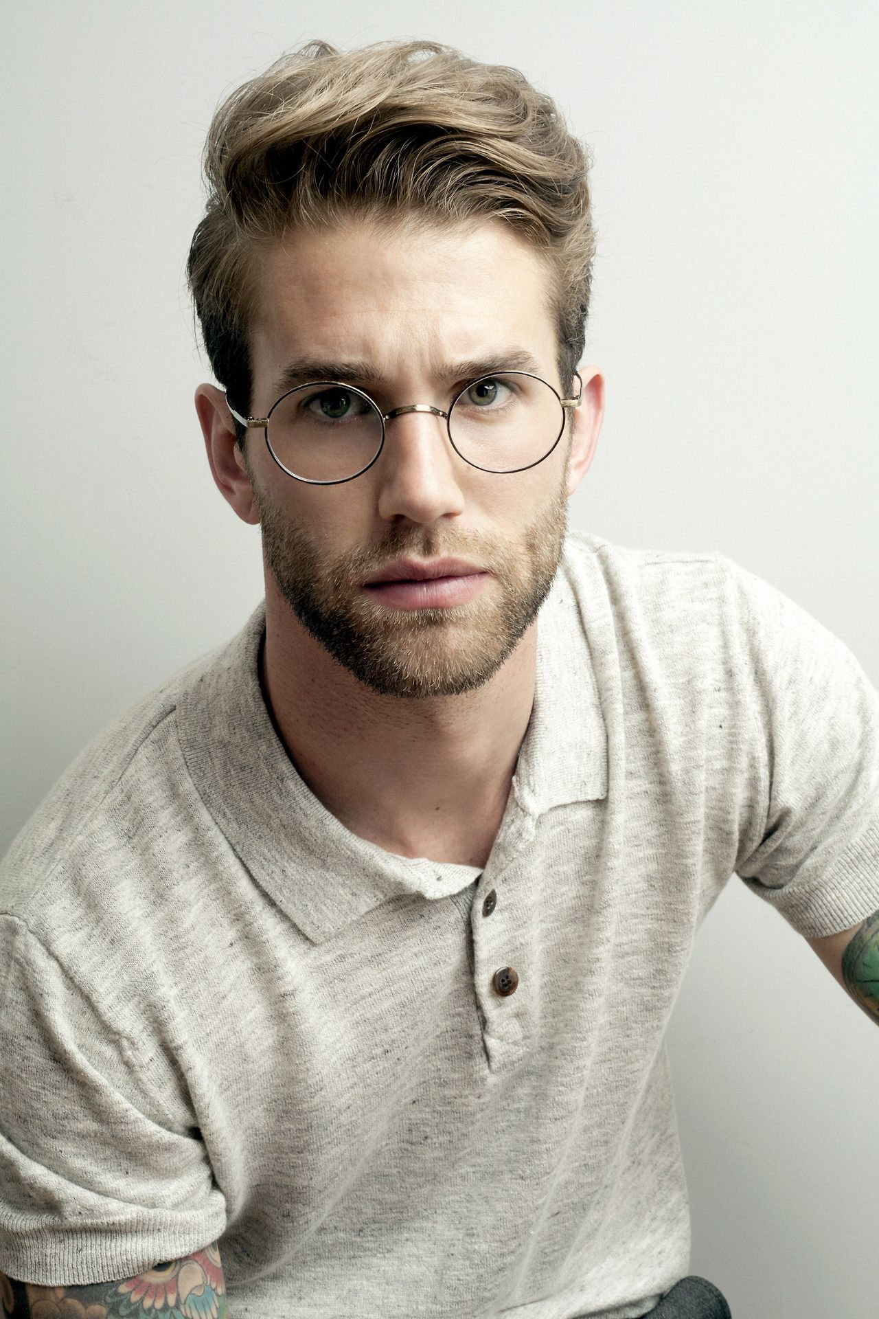 Coiffure Homme Vogue Andre Hamann Shot By Rene Fragoso Man Candy Pinterest