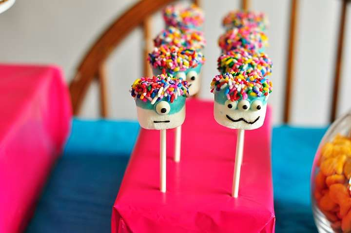 Monster Birthday Party Ideas | Photo 4 of 10