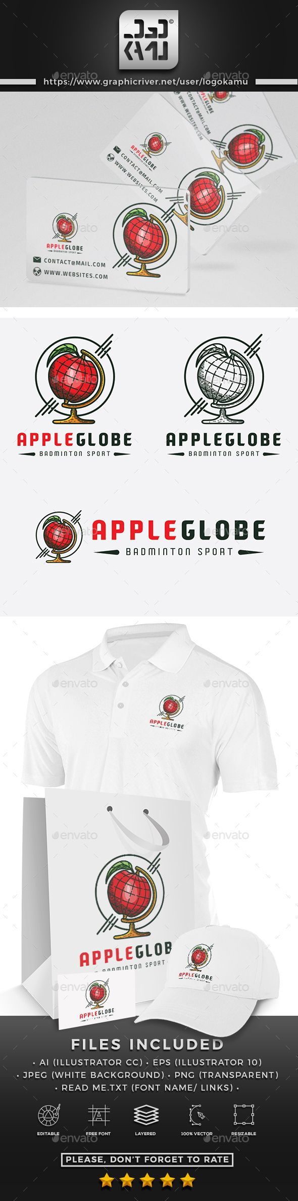 Free Download Apple Globe Logo Globe logo, Logo design