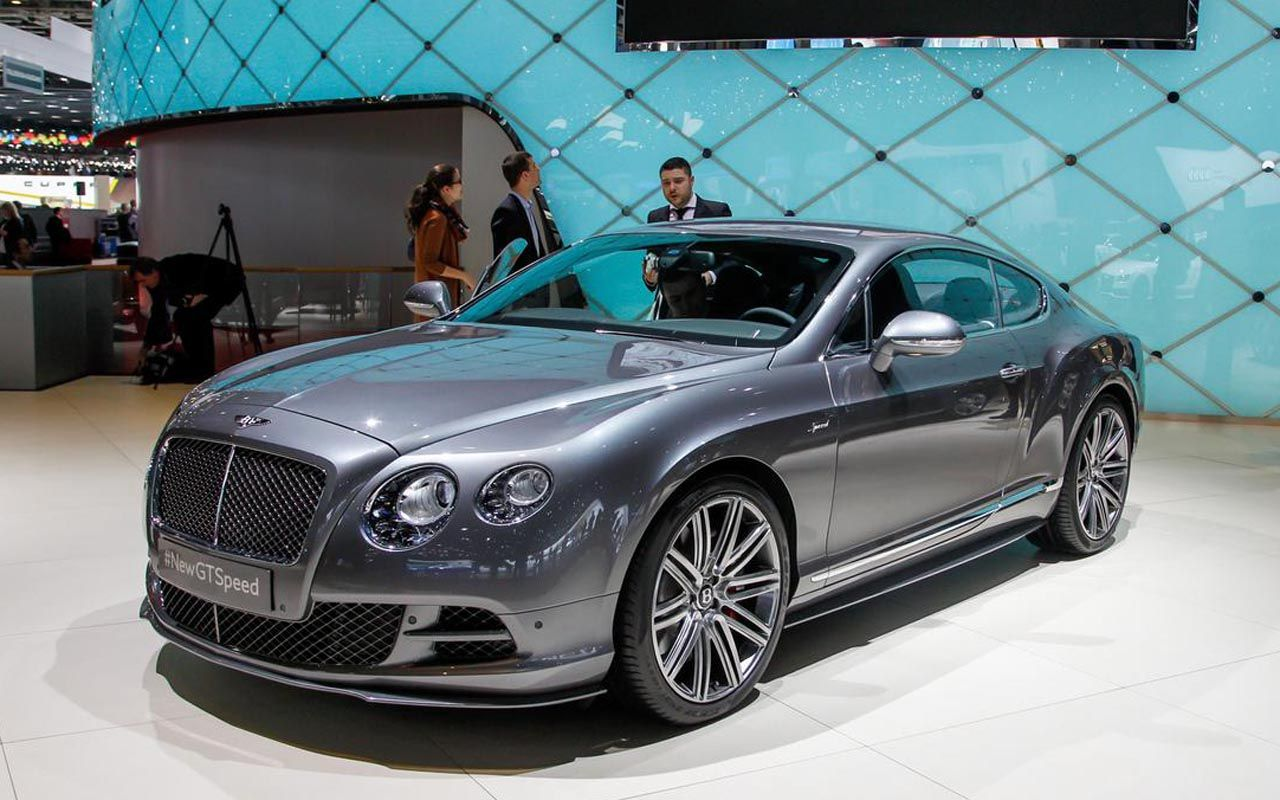 2015 Bentley Continental GT Speed – Supersports - http://www ...