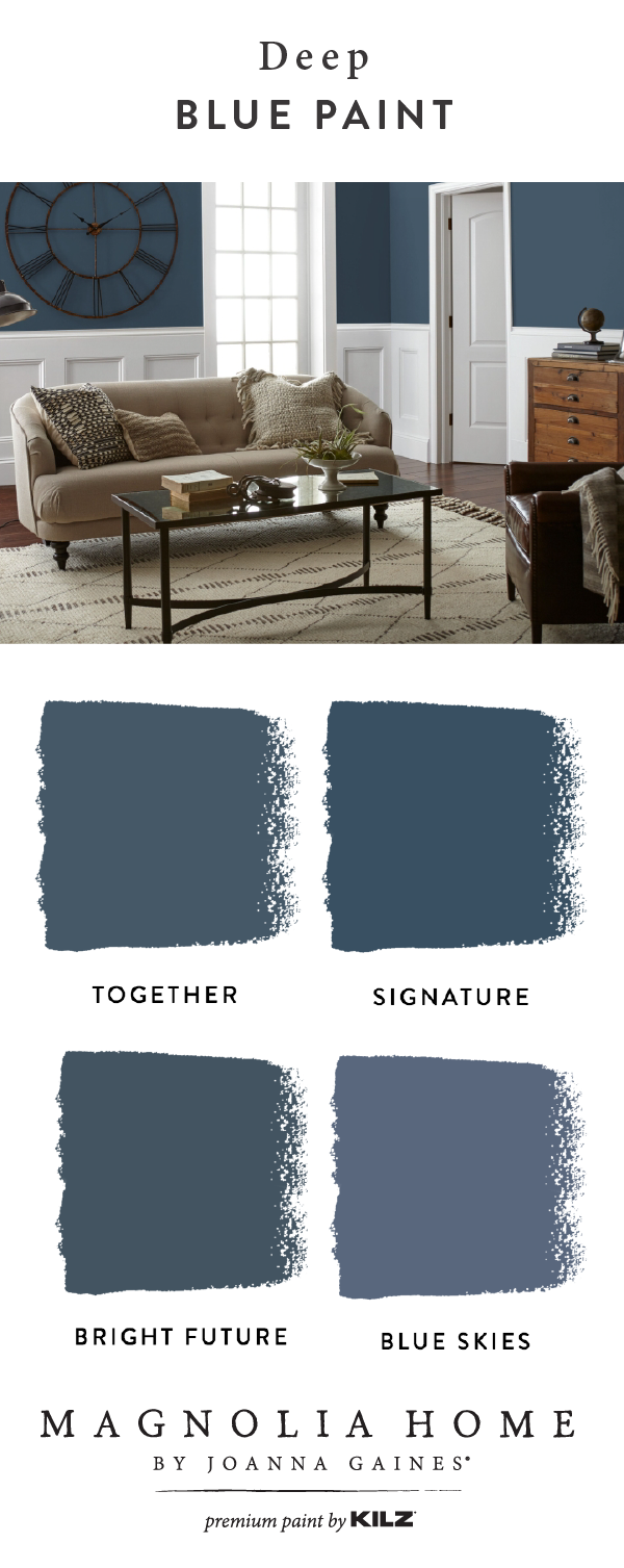 The timeless colors in the Magnolia Home by Joanna Gaines