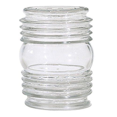Clear cylindrical glass shade 3 1 4 inch fitter opening satco http beach house lightingglass globelampshadesglass