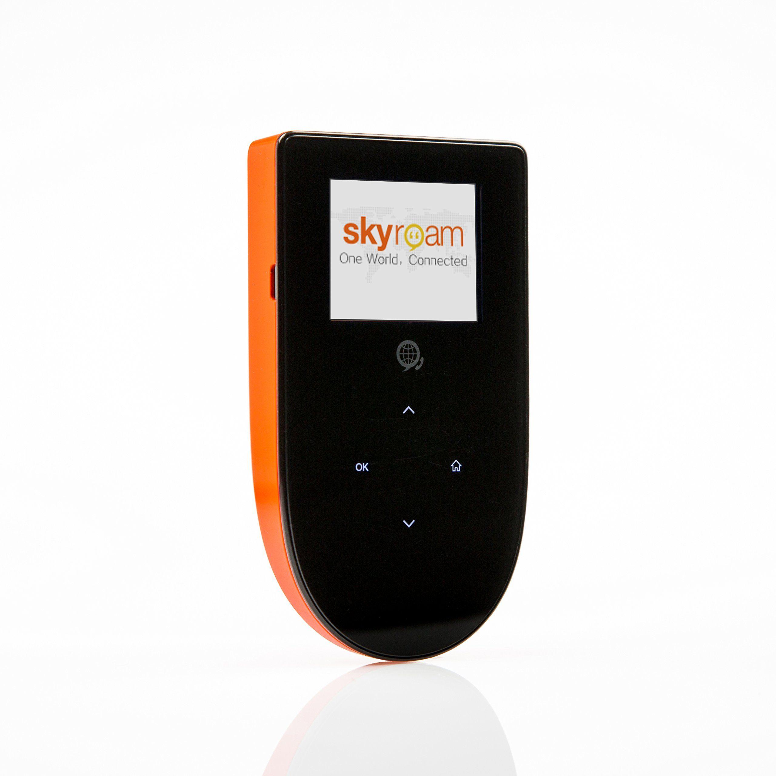 Skyroam Hotspot Payasyougo Wifi for Global