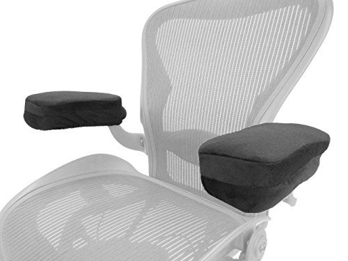 Arm Eaz Office And Gaming Chair Armrest Covers, Memory Foam Work Station Desk  Chair Arm Pad Cushions For Elbow Relief | Work Stations, Memory Foam And  Desks
