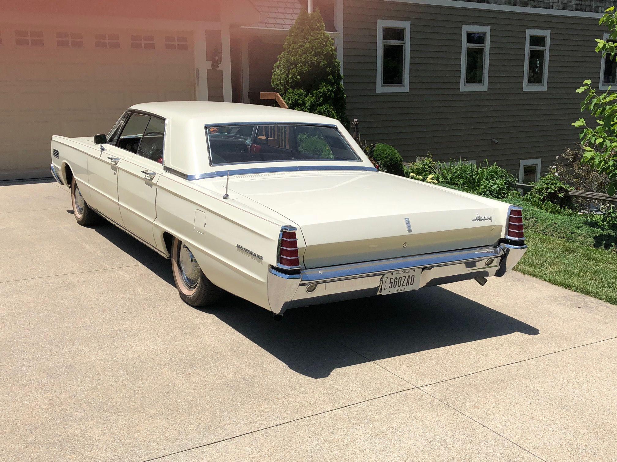 No Reserve 1966 Mercury Monterey Mercury Automatic Transmission Mercury Cars