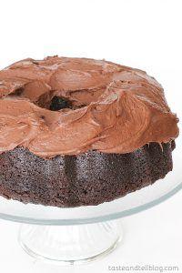 Root Beer Bundt Cake | www.tasteandtellblog.com