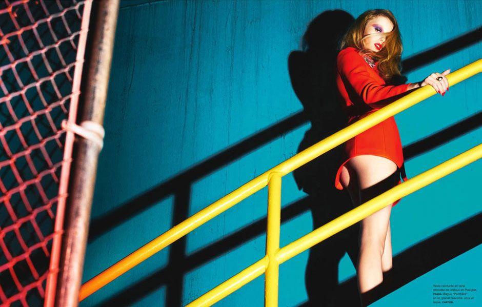 keke lindgard   Greg Kadel shoots Keke Lindgard the November 2012 issue of Numéro ...