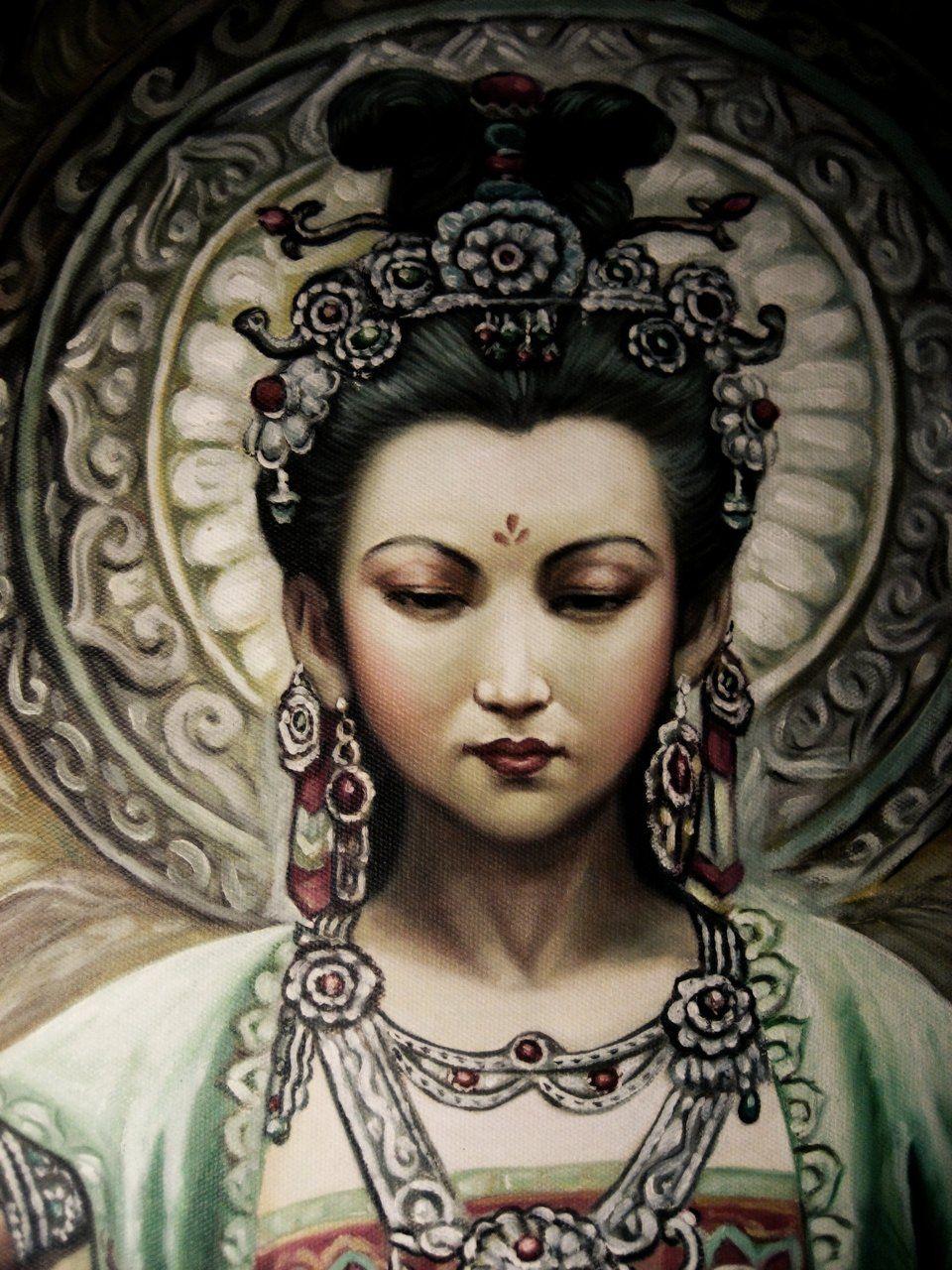 Hermosas Diosas De Diferentes Mitologias Dioses Hindues