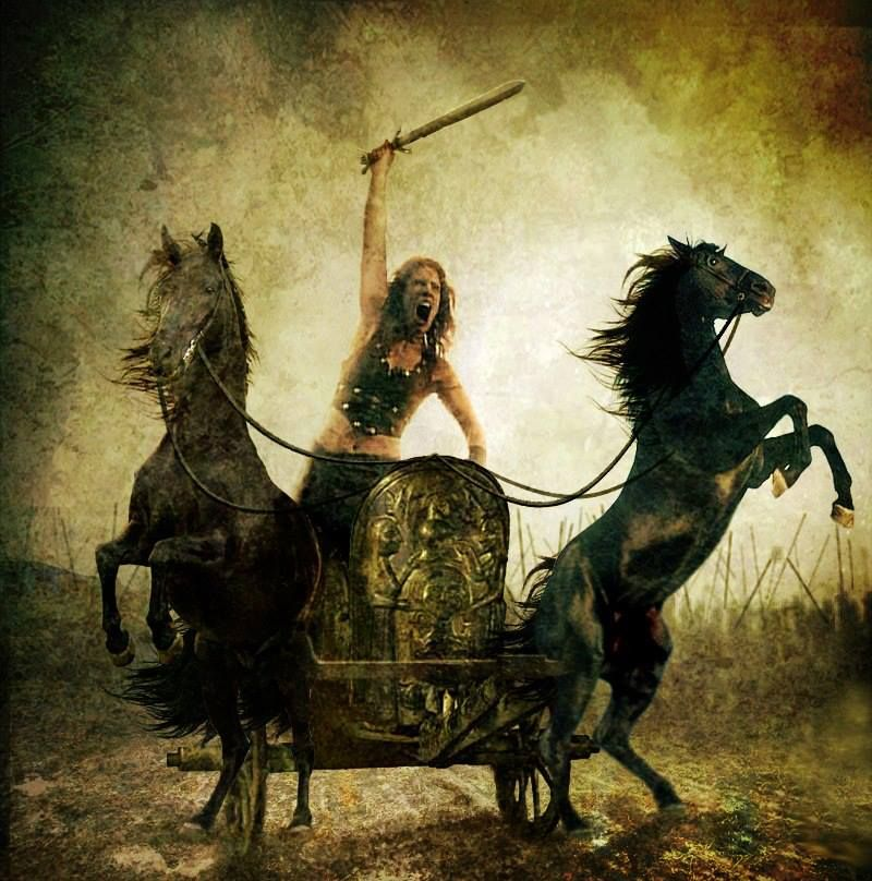 Boudicca Also Known As Boudica Boadicea Boadacaea Boudica Celtic War Queen Who Challenged Rome One Of The Saddest An With Images Celtic Warriors Warrior Queen Celtic