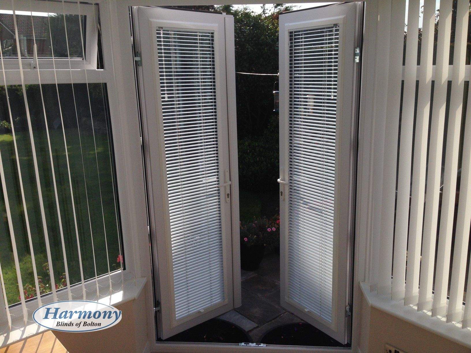 Perfect Fit Venetian Blinds And Vertical Blinds Go Hand In