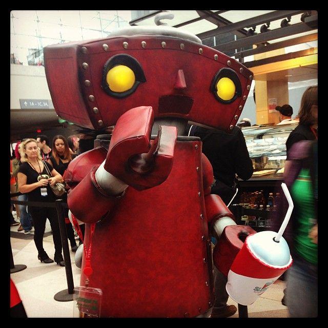 #BadRobot #JJAbrams #NYCC #JavitsCenter #Cosplay