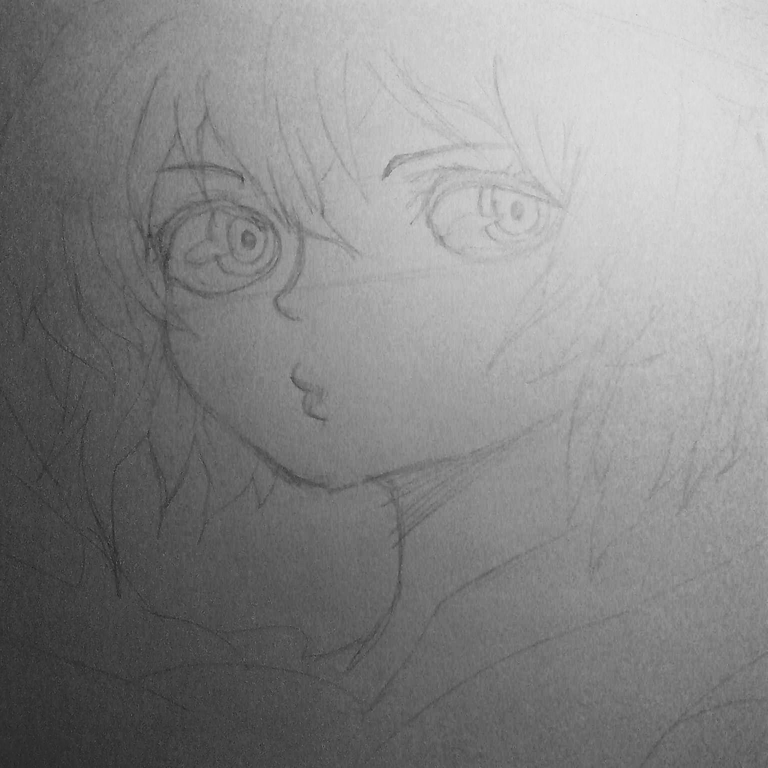 I still need to learn proper lighting for taking pictures of drawings. My battle with depression will be through art.