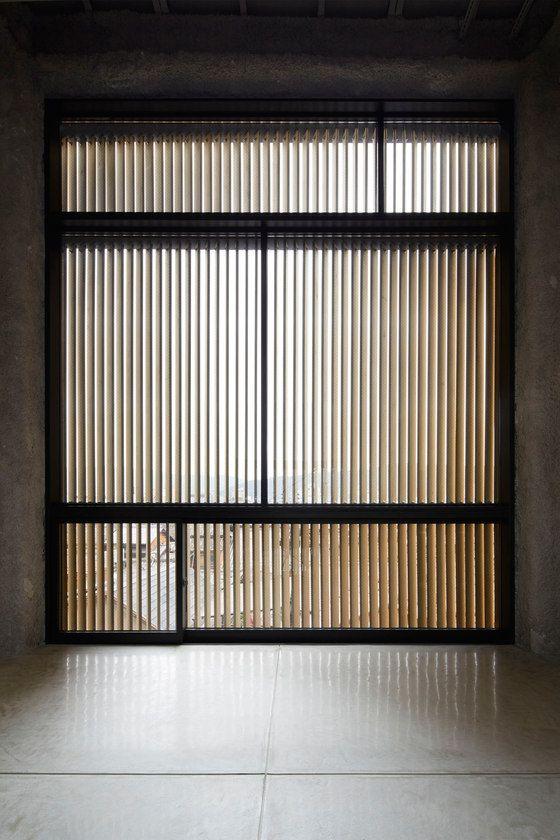 K8 arc facade architektur japanische architektur innenarchitektur - Japanische innenarchitektur ...