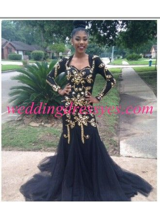 2013 Gorgeous Evening Dresses Sexy Open Back Sweetheart Crystals Beaded Long Sleeves Mother Of The Bride Dress 81898D