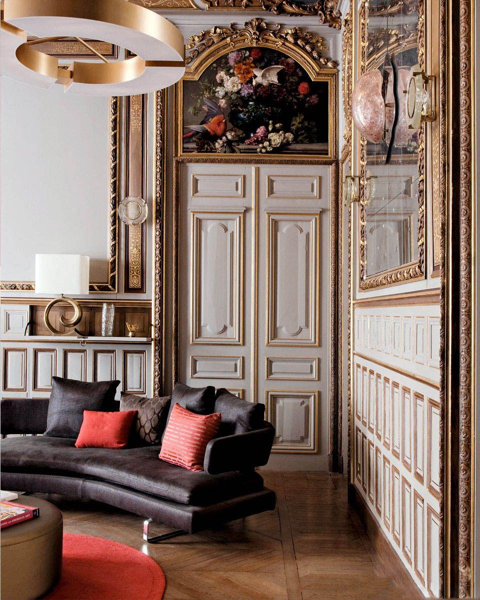 Moderne Pariser Wohnung Deko Ideen Mehr Auf Unserer Website Die