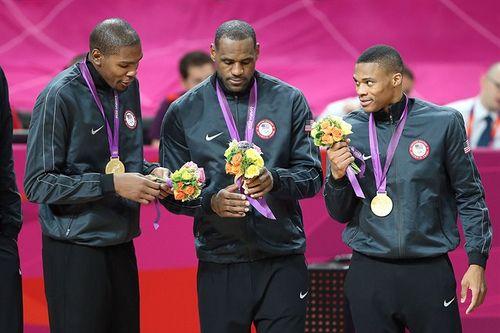 USA Men's Basketball Team