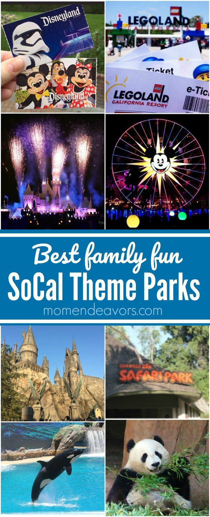 best family fun southern california theme parks with a. Black Bedroom Furniture Sets. Home Design Ideas