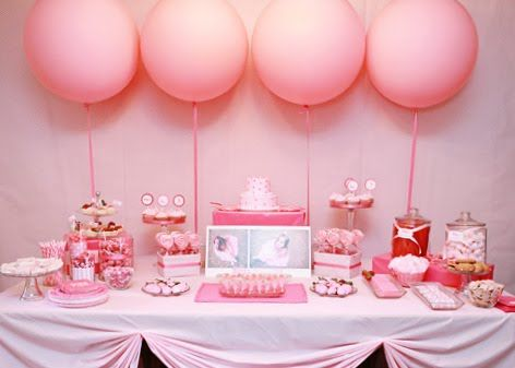 The TomKat Studio Real Parties Pretty in Pink 3rd Birthday Party