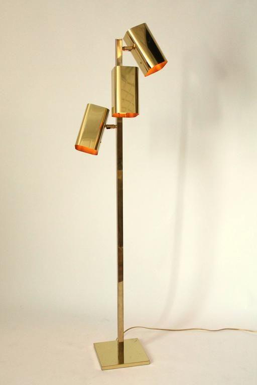 Pin By Vintage Lamp Den On Koch Lowy Floor Lamp Vintage Mid Century Lamps Lamp