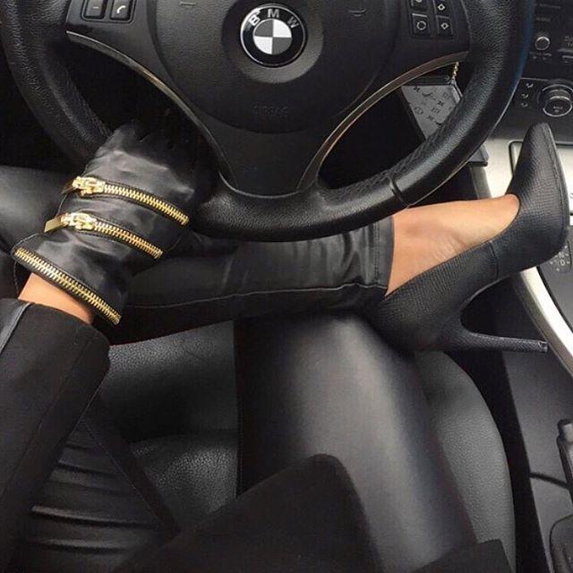 Fashion Bmw Girl Bmw Car Girls