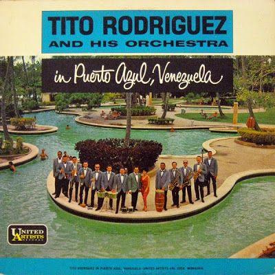 """#ExpresiónLatina: """"Las olas, en suave murmullo, me susurran que a mi lado tú vendrás..."""" Tito Rodríguez"""