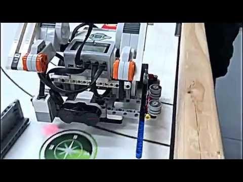 Youtube Robot Game Fll Robot
