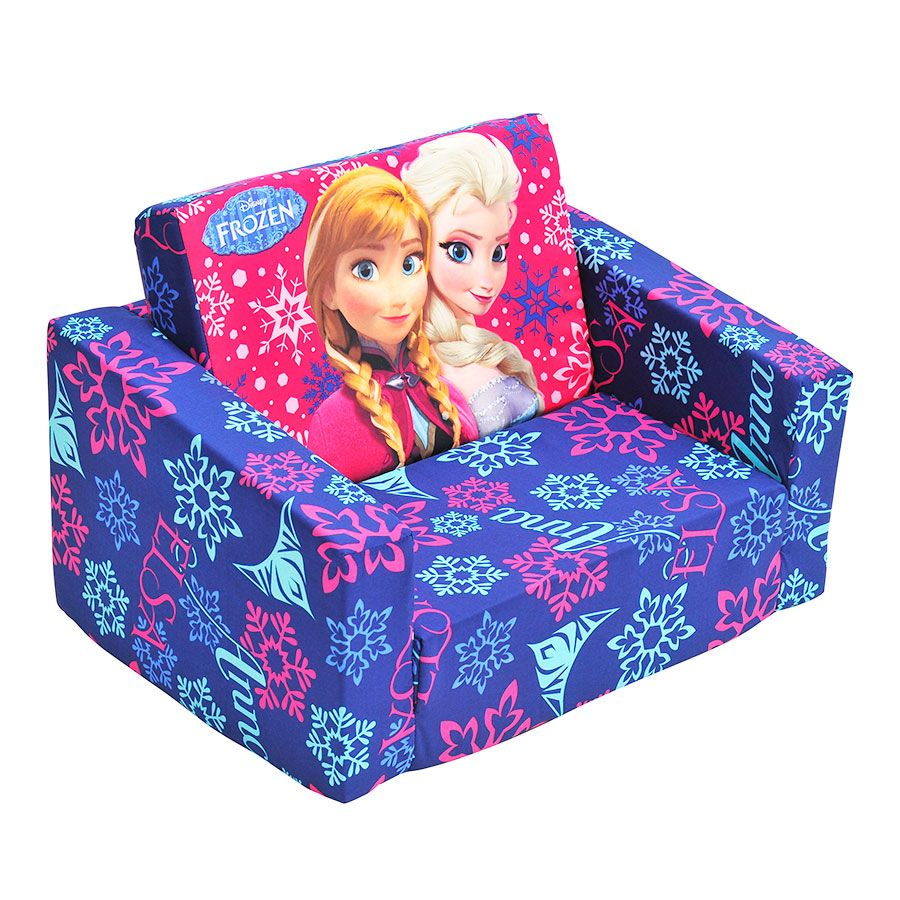 Frozen Sofa Disney Frozen Flip Sofa Bed Toddler Lounger