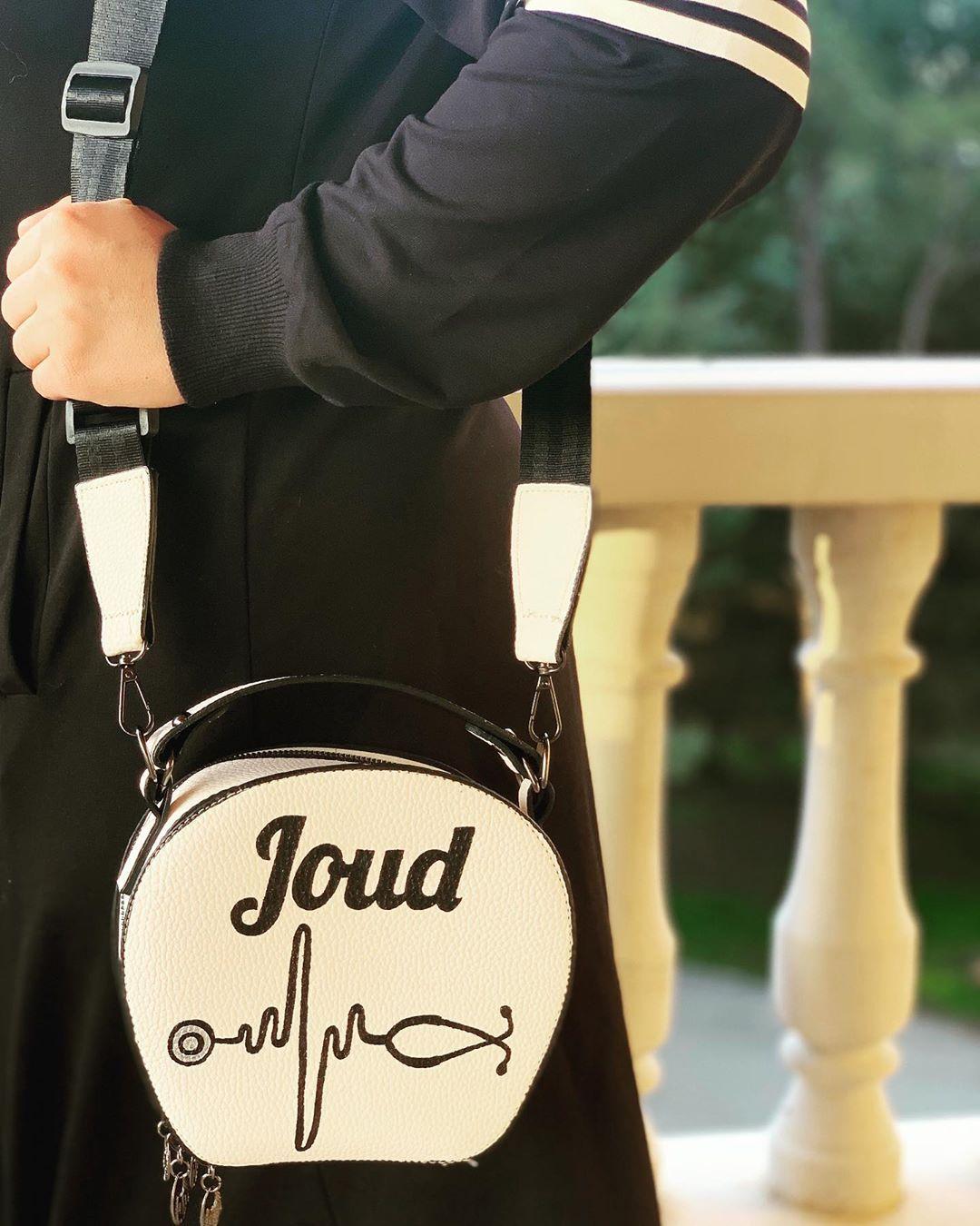 Spore Chic Shoulder Bag Joud Aboultaif لأحلى ممرضة بالعالم جود اسماء هدايا صيدلانية Chanel Deauville Tote Bag Tote Bag Bags
