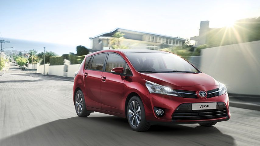 2019 Toyota Verso Price And Release Date Toyota Verso Fuel