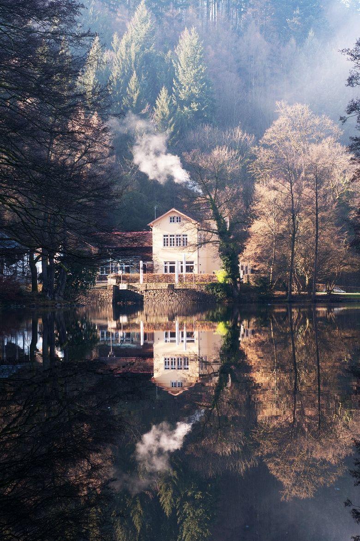 Lake House . . . Switzerland