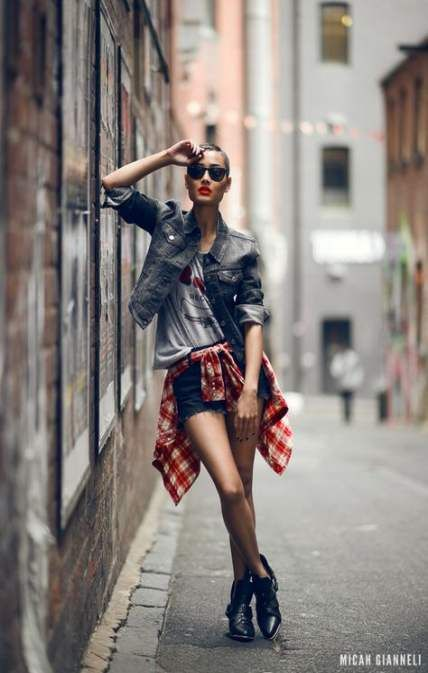 28+ Ideas fashion edgy photography grunge